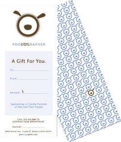 PhoDOGrapher Gift Certificate